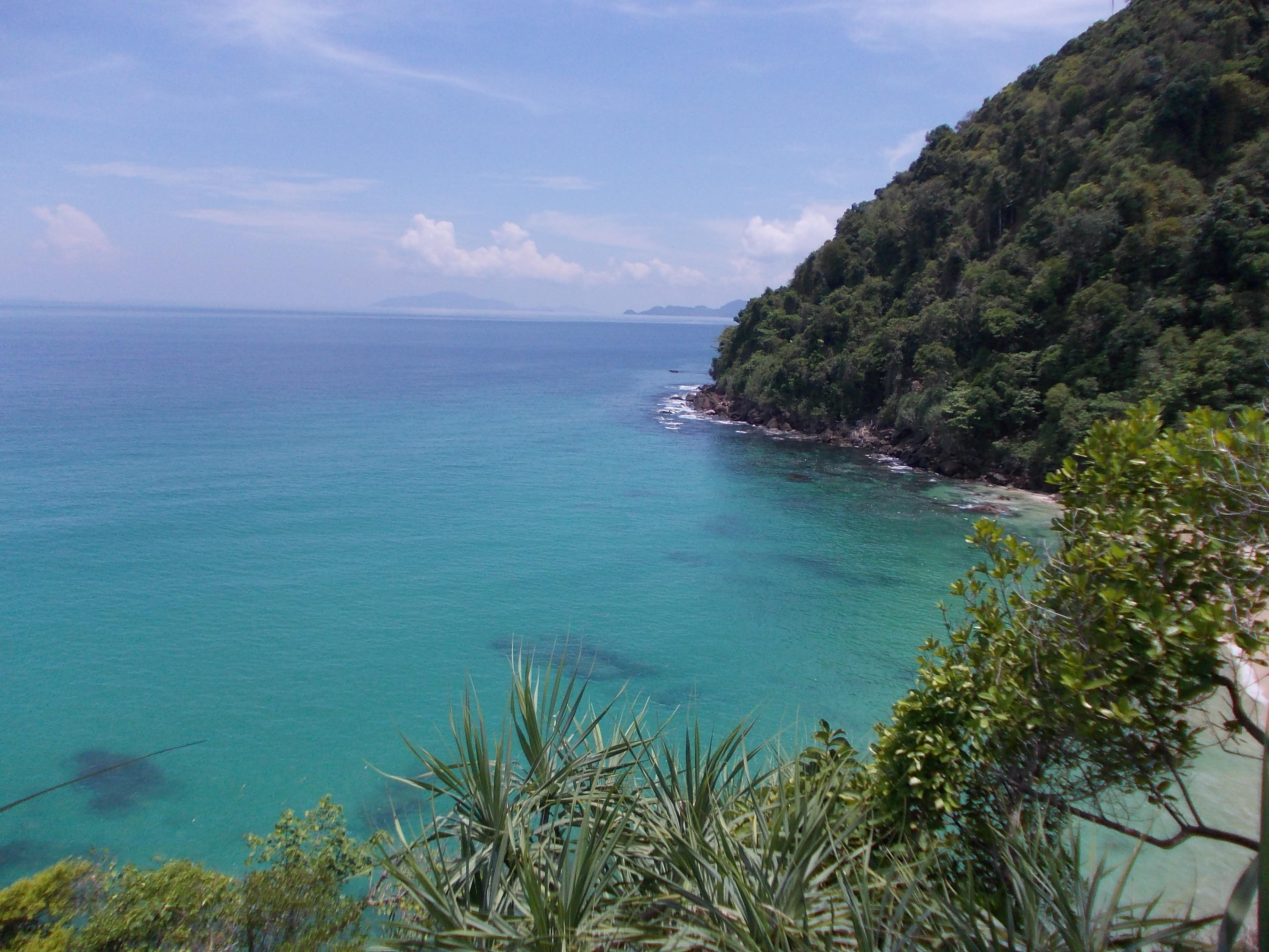 îles Thaïlande Koh Kradan