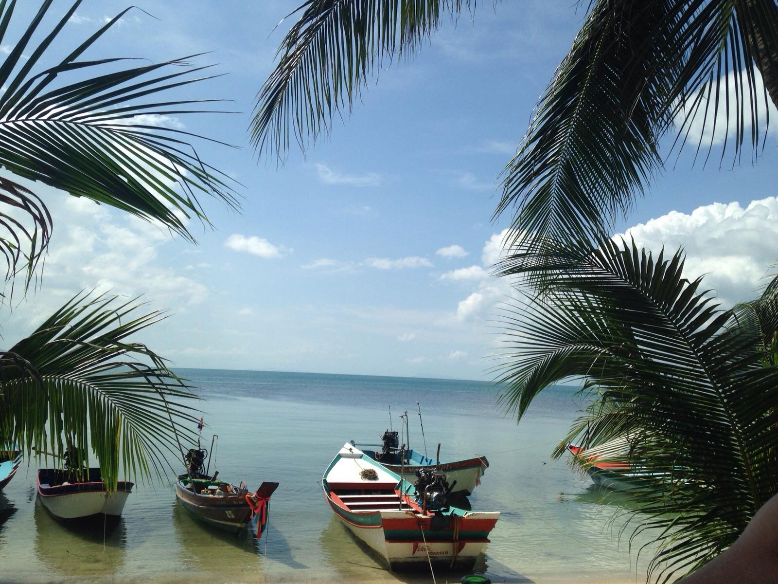 îles Thaïlande Koh Pha Ngan