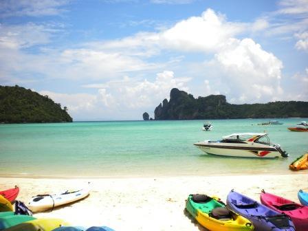 îles thailande Koh Phi Phi