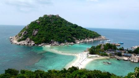 îles Thaïlande Koh Tao