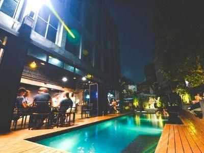 Meilleure auberge de jeunesse Bangkok