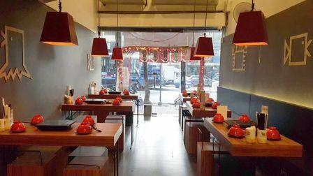Restaurant à vendre Bangkok