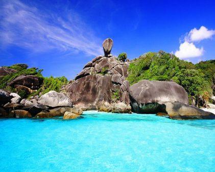 îles Thaïlande Similan Islands