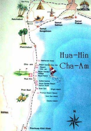 Circuit Thaïlande Hua Hin