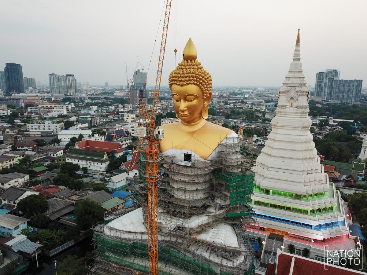 Bouddha Géant Bangkok