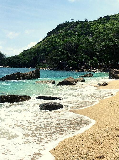 Carte Phuket belles plages à faire