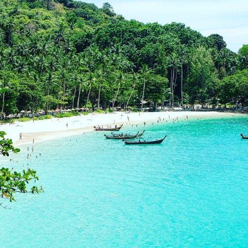 Carte Phuket guide plus belles plages