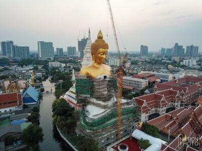 Grand Bouddha Bangkok Thaïlande