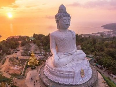 Grand Bouddha Phuket Thaïlande
