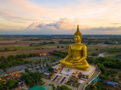 Plus Grand Bouddha Thaïlande