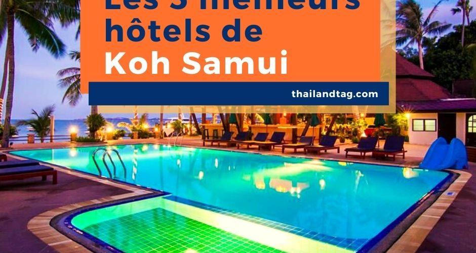 Avis hôtel Koh Samui