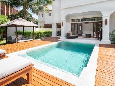 Hôtel Koh Samui couple