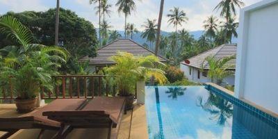 Hôtel Koh Samui haut de gamme prix