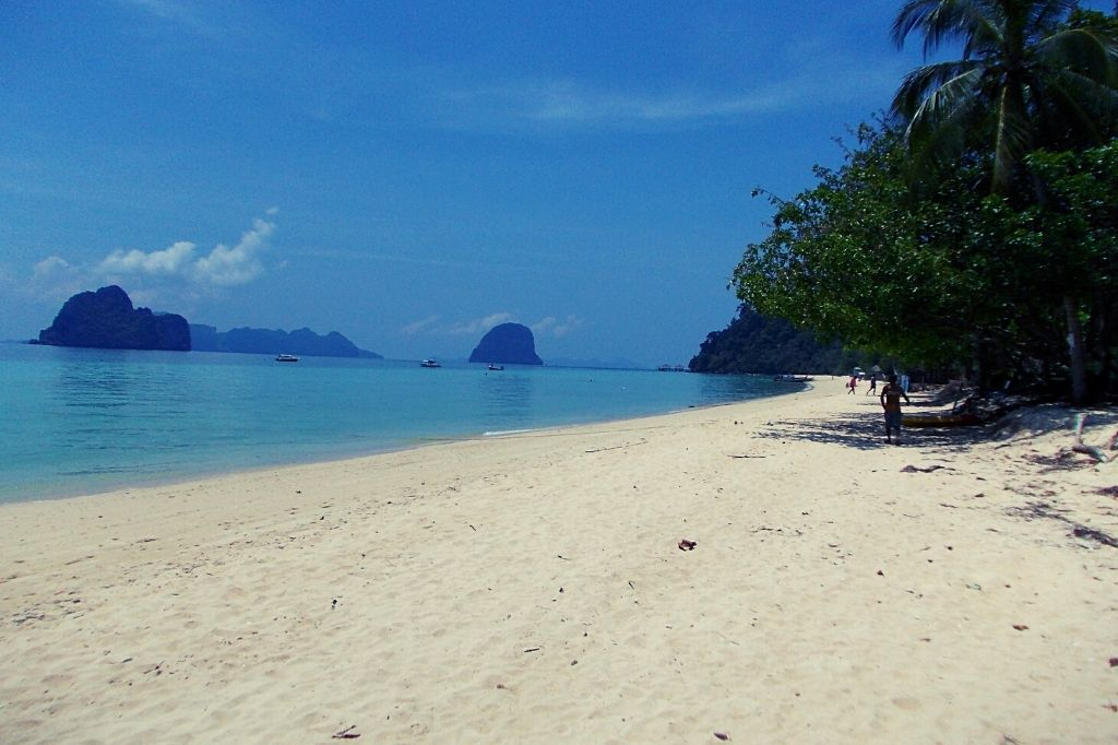 Ile paradisiaque Thaïlande guide Koh Ngai