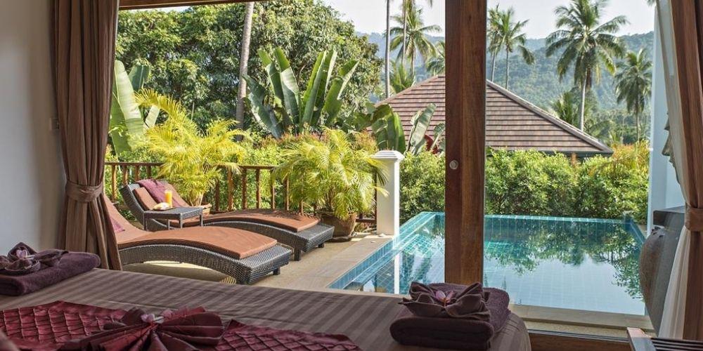 Meilleur hôtel Koh Samui
